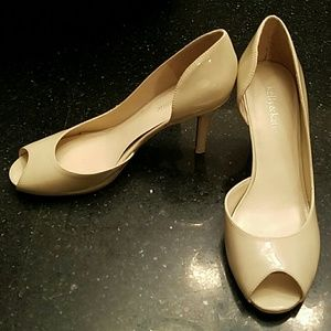 Nude Light Natural Blush Gorgeous Heels !!!